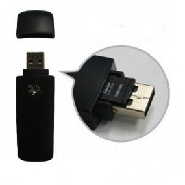 CLE USB CAMERA ESPION
