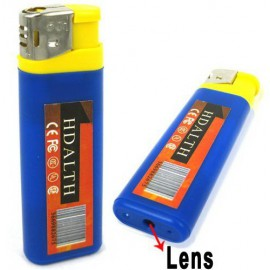 BRIQUET CAMERA ESPION