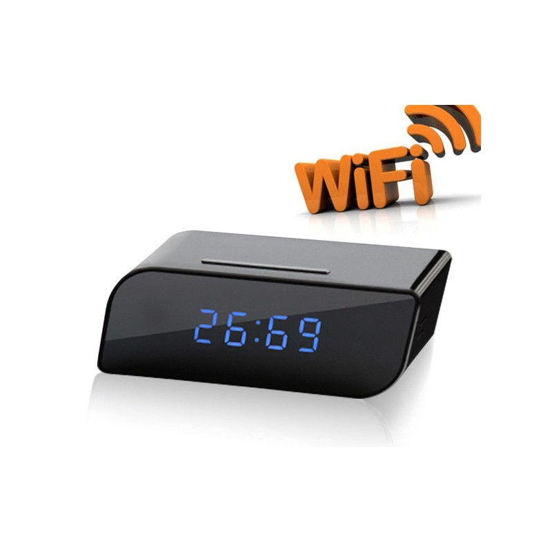 r veil cam ra espion wifi acc s depuis iphone. Black Bedroom Furniture Sets. Home Design Ideas