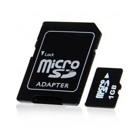 CARTE MICRO SD 1Go
