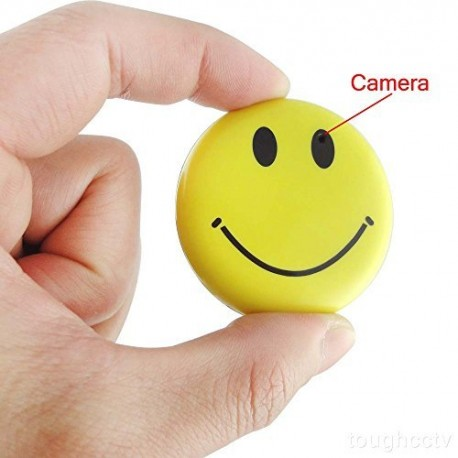 SMILEY CAMERA ESPION