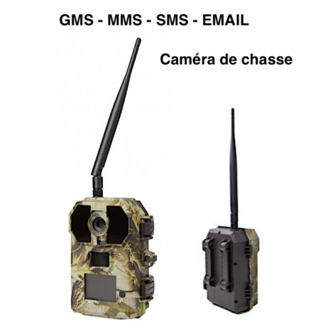 Caméra de chasse GSM SMS MMS EMAIL